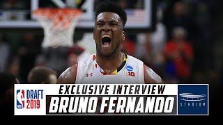 Download 1-on-1 With NBA Draft Prospect Bruno Fernando | Stadium Video