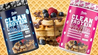 Download WOW! Super leckere Waffeln mit fast 60% Protein! Video