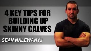 Download Calf Training For Mass: 4 Tips To Build Skinny Calves Video