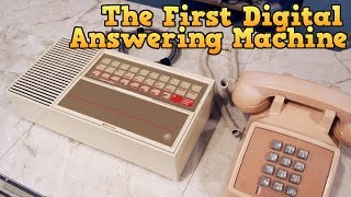Download The first all-digital answering machine, the Telstar Call Control System. Video