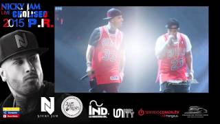 Download Los Cangris Live - Daddy Yankee & Nicky Jam ″Dimelo Papi″ The Concert | Choliseo P.R. 2015 Video