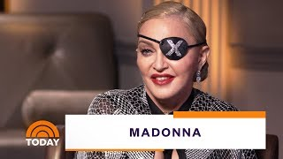 Download Madonna Opens Up About 'Madame X' & Motherhood - Full Interview   TODAY Video