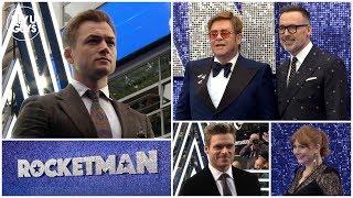 Download Rocketman Premiere - Taron Egerton, Elton John & more on the new Biopic Video