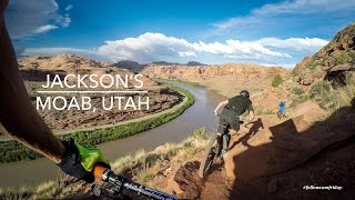 Download Jackson's Trail 2017 | Moab, Utah MTB Video
