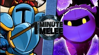 Download Shovel Knight vs Meta Knight - One Minute Melee S5 EP9 Video
