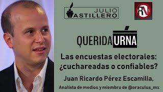 Download QUERIDA URNA: Las encuestas, ¿Cuchareadas o confiables? Video