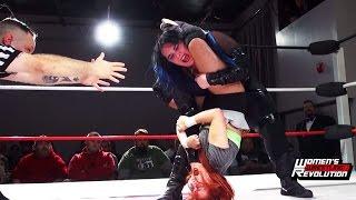 Download [Free Match] Jessicka Havok vs. Veda Scott | Women's Wrestling Revolution ″Tournament For Today″ Video