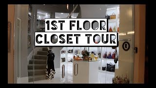 Download 1st Floor Closet Tour Video
