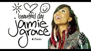 Download It's A Beautiful Day - Jamie Grace (with lyrics) Video