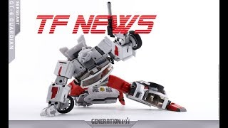 Download Transformers, News, Generation Toys, The Last Knight Optimus Prime Statue and more Video