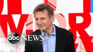 Download Liam Neeson Interview on 'Silence' and 'A Monster Calls' Video