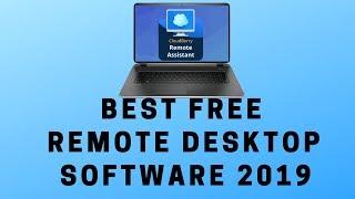 Download Best FREE Remote Desktop Software 2019 Video
