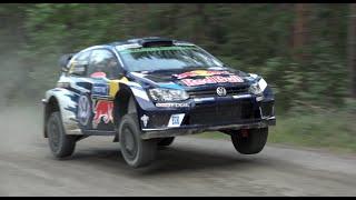Download WRC Rally Finland 2016 (FULL HD) - JUMPS & FLATOUT Video