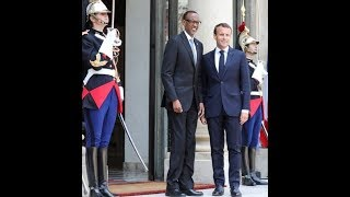 Download Kagame yanze kuvuga ibirakaza ubufaransa n' amasoni menshi. Video