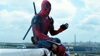 Download Deadpool ″Maximum Effort″ Highway Scene - Deadpool (2016) Movie CLIP HD Video