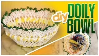 Download DIY Doily Bowls & Lamps! - Do It, Gurl Video