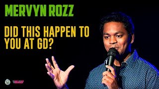Download Did This Happen To You at GD? - Stand-up Comedy Video by Mervyn Video