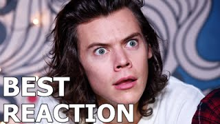 Download Harry Styles - BEST REACTION TO FANS NOT MOMENTS I 5 Years Video