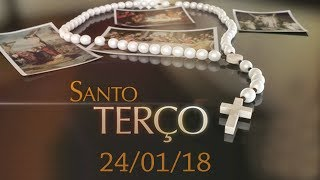 Download Santo Terço de 24/01/18 - Juliana de Paula Video