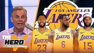 Download Herd Hierarchy: Colin Cowherd lists his Top 10 NBA teams post-free agency | NBA | THE HERD Video