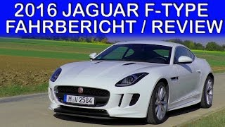 Download The BM – 2016 Jaguar F-Type – Fahrbericht / Review | VLOG 041 Video