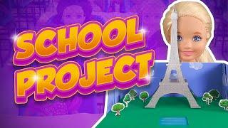 Download Barbie - Chelsea's School Project   Ep.198 Video