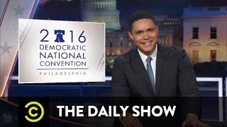 Download The Democratic National Convention's Bumpy Start: The Daily Show Video