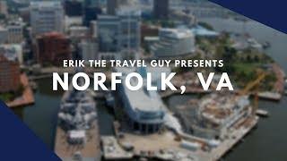 Download Norfolk, Virginia - City Overview Video