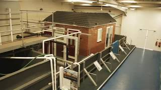 Download UK Flood Barriers Test Tank - Flood House Video