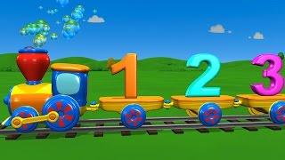 Download TuTiTu Preschool | The Numbers Train Song Video