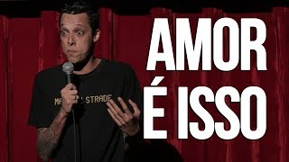 Download MINHA ESPOSA ME COMPLETA - NIL AGRA - STAND UP COMEDY Video