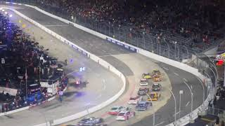 Download Denny Hamlin DUMPS Chase Elliott in closing laps at Martinsville Video
