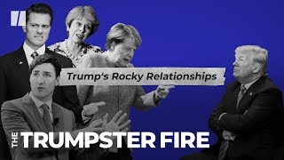 Download Trump Doesn't Play Well With World Leaders | Trumpster Video