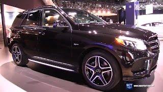 Download 2017 Mercedes AMG GLE Class GLE 43 - Exterior and Interior Walkaround - 2016 LA Auto Show Video