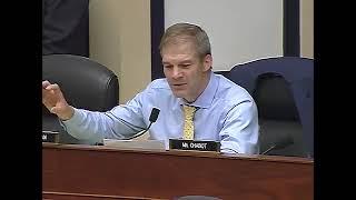 Download Rep. Jim Jordan Questions Peter Strzok Video