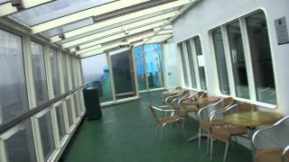 Download Walking around on M/S Silja Galaxy. Video