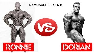 Download Ronnie Coleman vs Dorian Yates: VERSUS Virtual Posedown- Who was the Best? Video