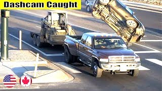 Download Ultimate North American Cars Driving Fails Compilation - 209 [Dash Cam Caught Video] Video
