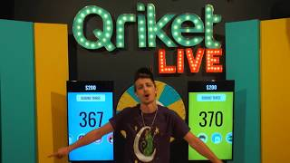 Download QriketLIVE Replay #311 - 5 Spins $200 Game Video