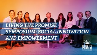 Download Living the Promise Symposium: Social Innovation and Empowerment Video
