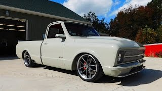 Download 1967 Chevrolet C/10 Street Truck ″ZL1 C/10″ 2016 GoodGuy's Truck Of The Year Finalist Video