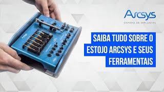 Download Saiba tudo sobre o estojo Arcsys e seus ferramentais Video