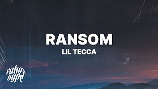Download Lil Tecca - Ransom (Lyrics) Video