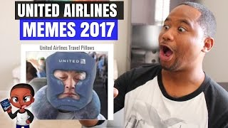 Download United Airlines MEMES & NEW MOTTOS 2017 | Alonzo Lerone Video