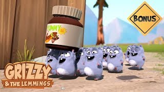 Download TOP 10 spécial pâte à tartiner ! - Grizzy & les Lemmings Video