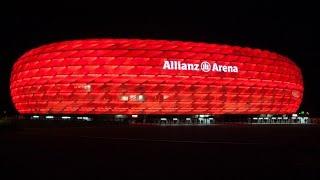 Download AllianzArena Drone.Munchen Drone.Bayern Munchen Drone.Allianz Arena UHD Video