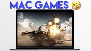 Download Games I play on my 15″ MacBook Pro 2016 Video