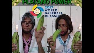 Download El Rosario Del Clásico Mundial de Béisbol 2017 (Plátano Power) Video