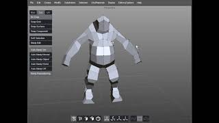 Download Glen Southern's Minotaur (Box Modeling in Silo) - Part 2 of 10 Video