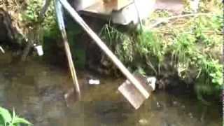 Download Borač - Vodní kolo - zavlažování bez elektřiny Video
